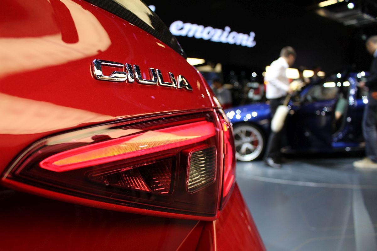 Alfa Giulia 10