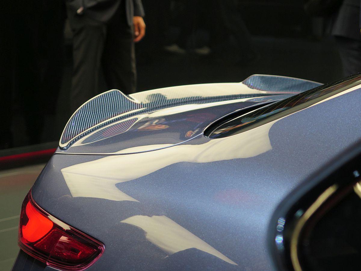 Alfa Giulia Heckspoiler