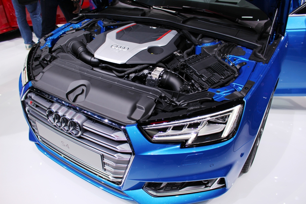 Audi S4 Motor