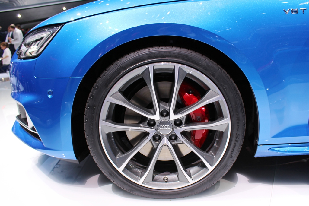 Audi S4 Räder