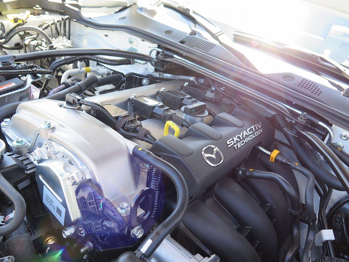 Mazda-MX-5 Skyactiv-G 160 Motor