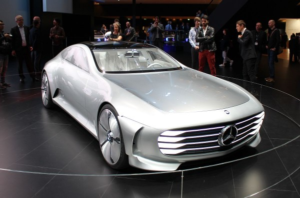 Mercedes Concept IAA 01