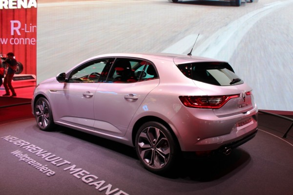 Renault Mégane 03 hinten