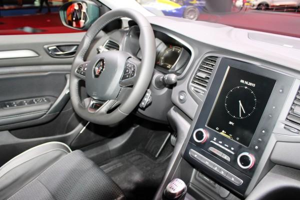 Renault Mégane 05 Cockpit