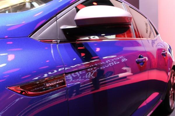 Renault Mégane GT 03 Außenspiegel
