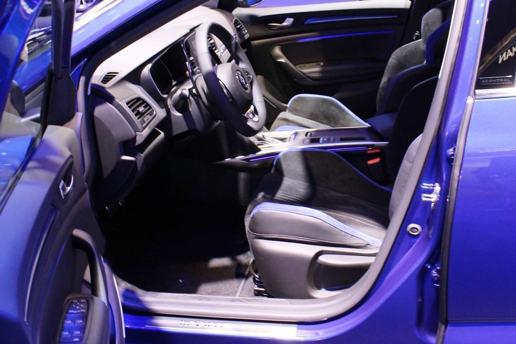 Renault Mégane GT 04 innen