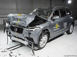 Euro-NCAP-Crashtest - Volvo XC90