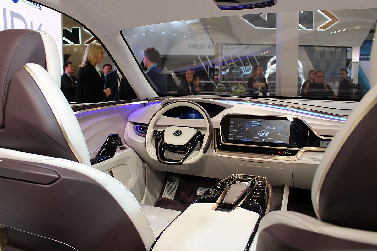 Yanfeng Id16 Iaa 2015 Automotive Technology