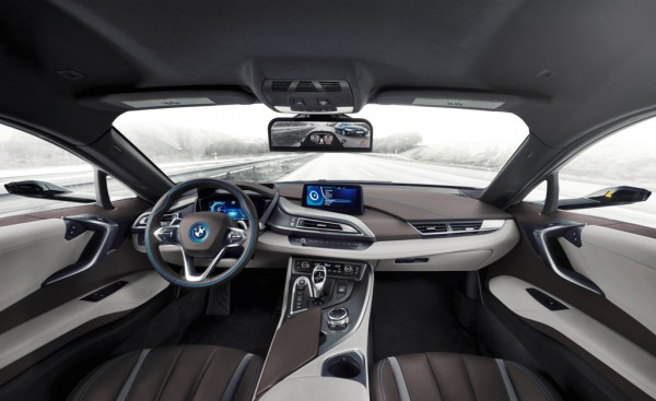 BMW i8 Mirrorless