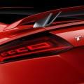 Neuer Audi TT-RS-OLED-Rückleuchte
