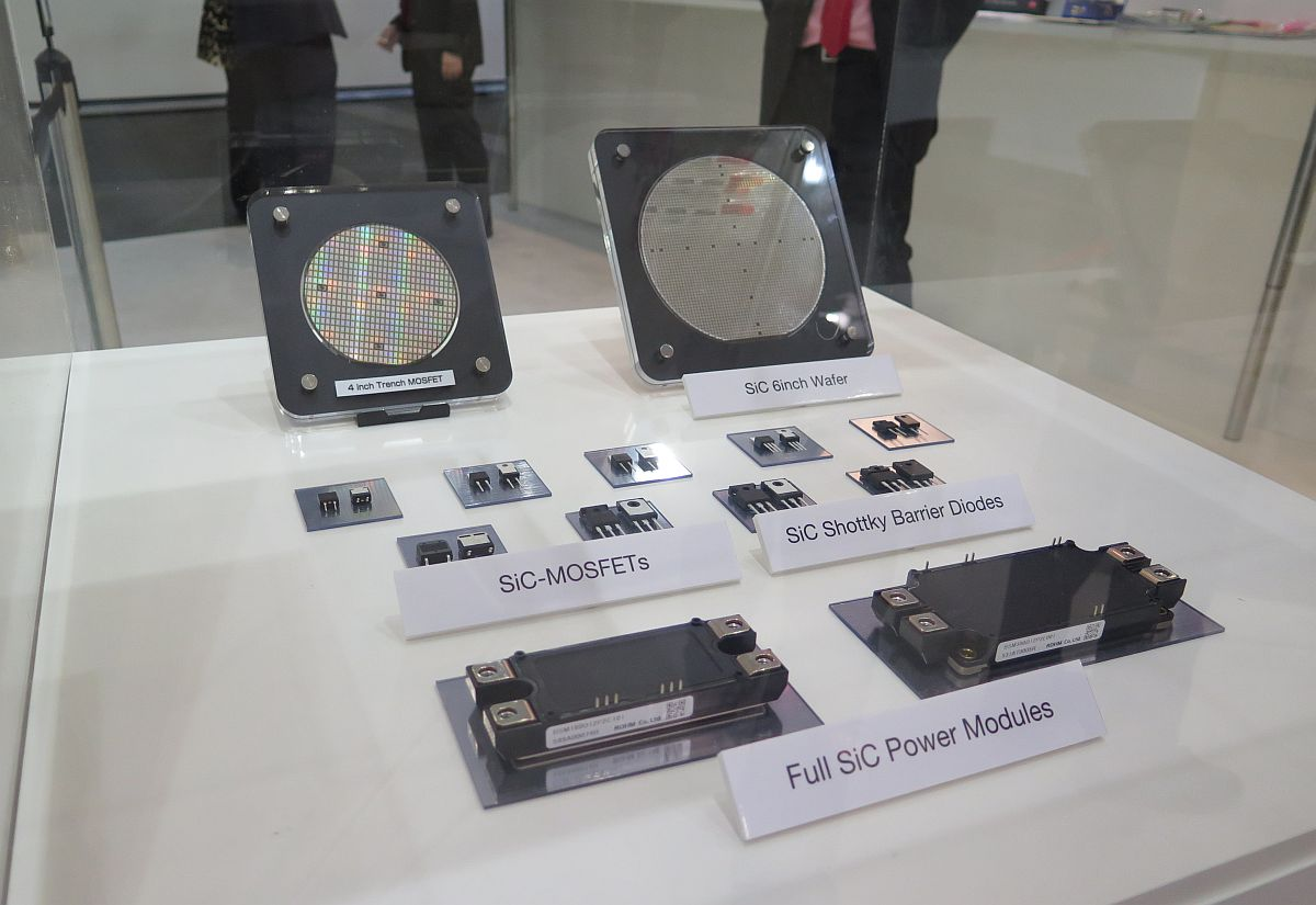ROHM-Hannover-Messe-2016 SiC-Technologie