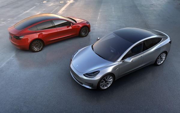Tesla plant ein Werk in China. Mögliches Modell für die Produktion: Tesla Model 3