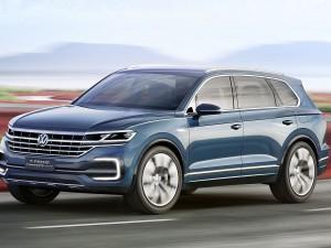 VW T-Prime Concept GTE-1
