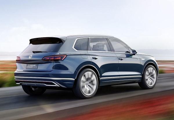 VW T-Prime Concept GTE-2