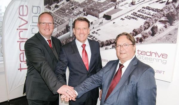 Knorr-Bremse-übernimmt-Tedrive-Steering