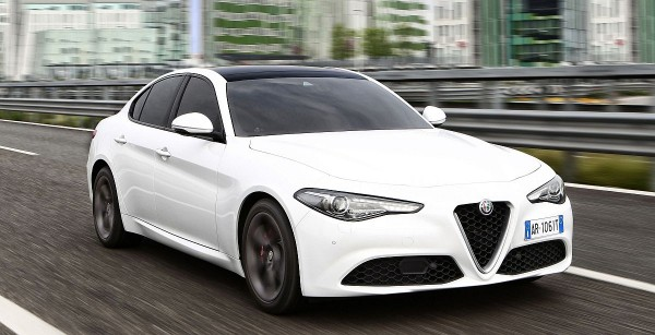 Neue Alfa Romeo Giulia