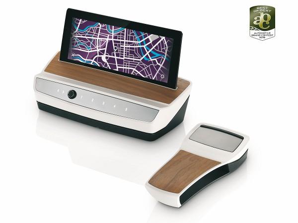 Die Auszeichnung des Projekts 'Haptic Interaction Surfaces' als 'Best of Best' ist bereits der zweite Erfolg für Continental im Automotive Brand Contest.