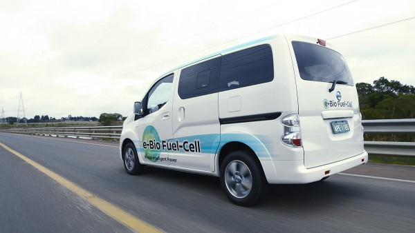 Nissan e-NV200e-Bio-Fuel Cell-1