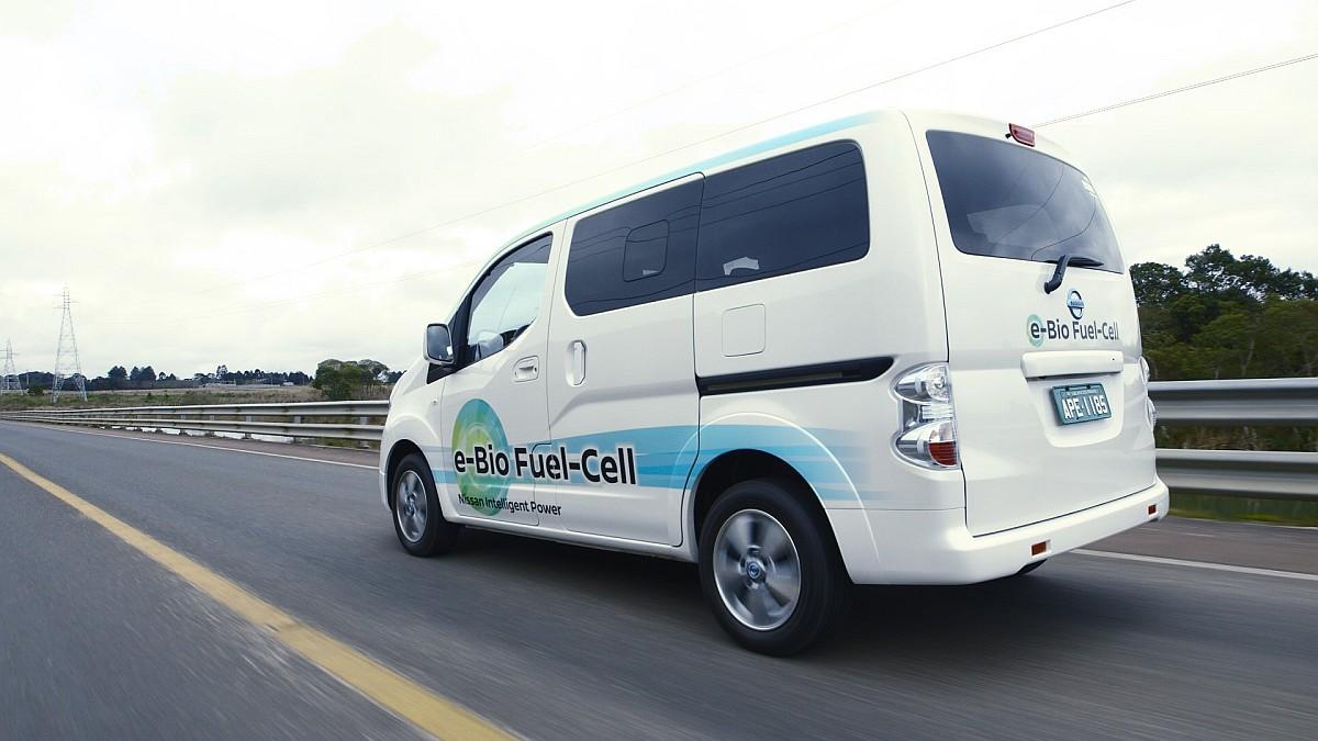 nissan bringt die bioethanol brennstoffzelle auf die stra e automotive technology. Black Bedroom Furniture Sets. Home Design Ideas