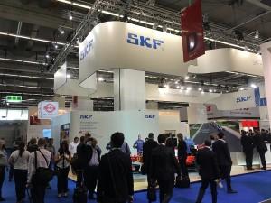 SKF auf der Automechanika 2016