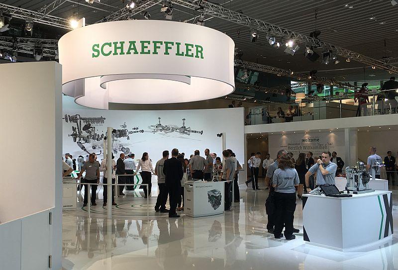 Automechanika 2016: Schaeffler rückt seine Servicemarke