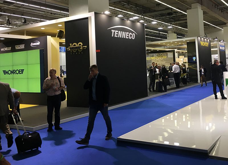 """Automechanika 2016: Tenneco präsentiert neuen Stoßdämpfer """"OESpectrum"""""""