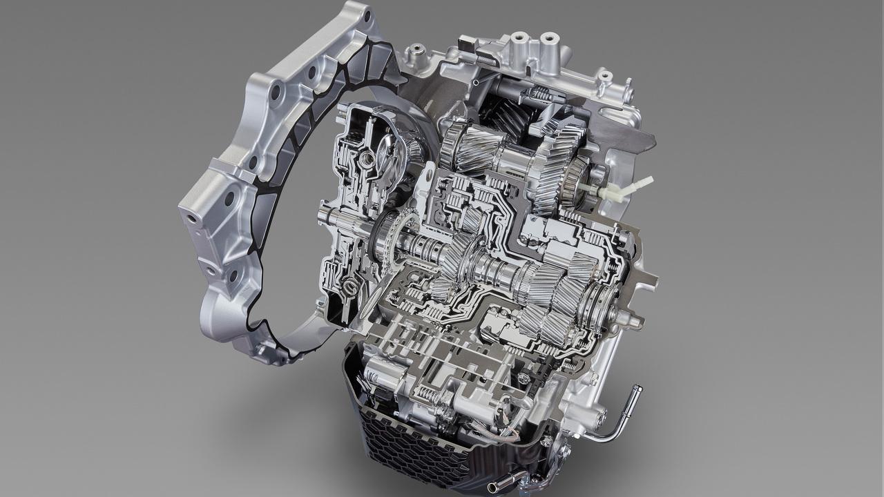Acht-Stufen-Automatikgetriebe von Toyota