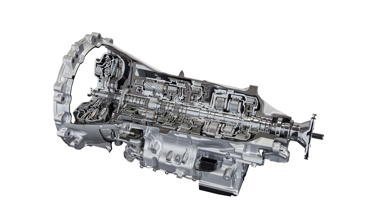Zehn-Stufen-Automatikgetriebe von Toyota