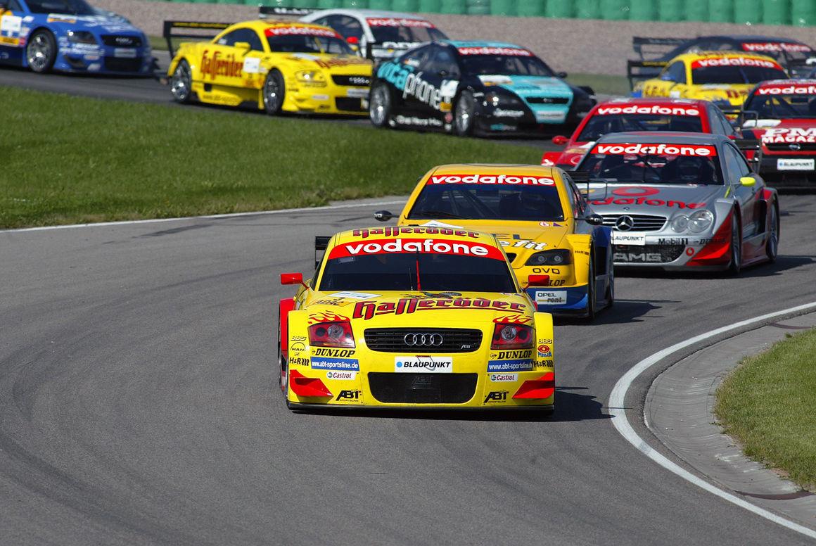 36 Jahre Motorsport bei Audi