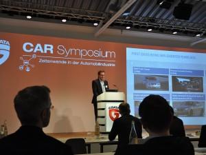 Armin Gräter sprach über das Autonome Fahren bei BMW