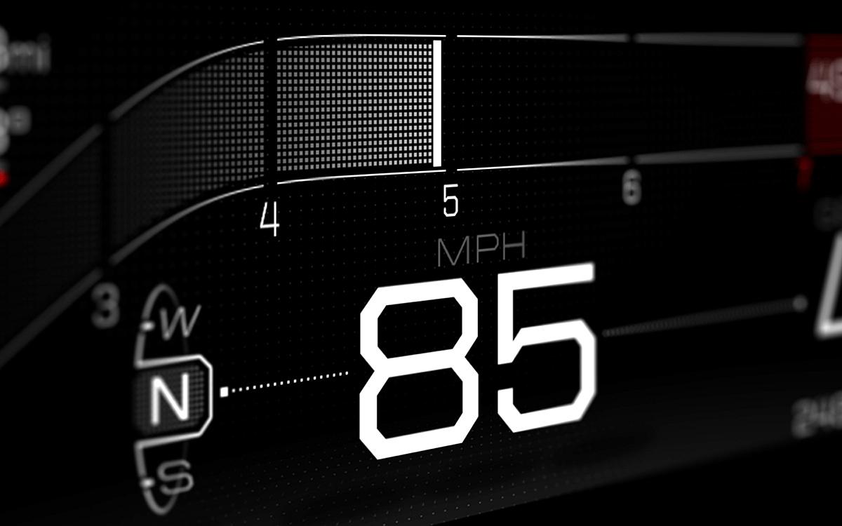 Ford-GT-Digitaler-Tacho-Modus-N