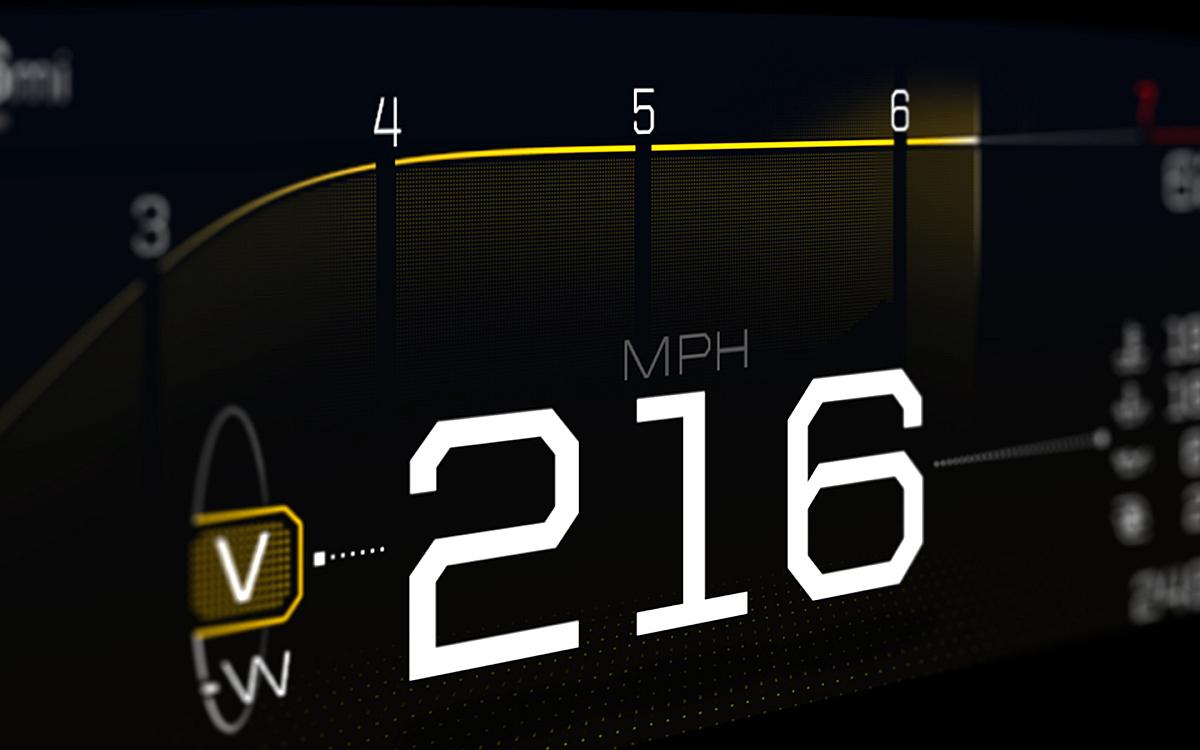 Ford-GT-Digitaler-Tacho-Modus-V