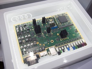 """""""Pilotiertes Fahren"""" mit künstlicher Intelligenz: Audi kooperiert mit Top-Unternehmen der Elektronikindustrie"""