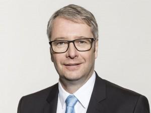 CEO der ZF Friedrichshafen AG: Dr. Stefan Sommer