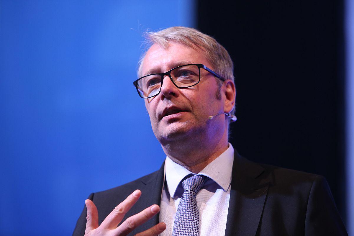 ZF-VorstandsvorsitzenderDr. Stefan Sommer. Bild D+S Automotive/Jan Schürmann