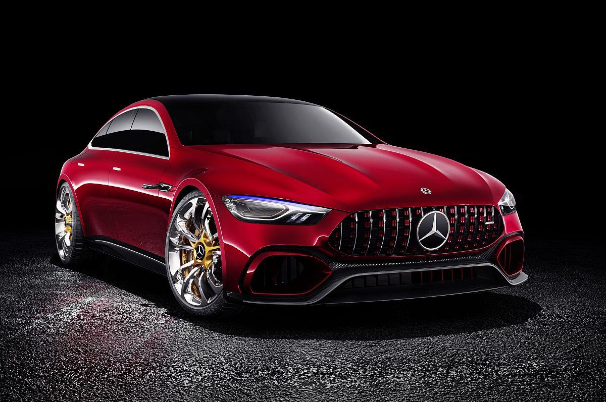 Mercedes-AMG GT Concept-2