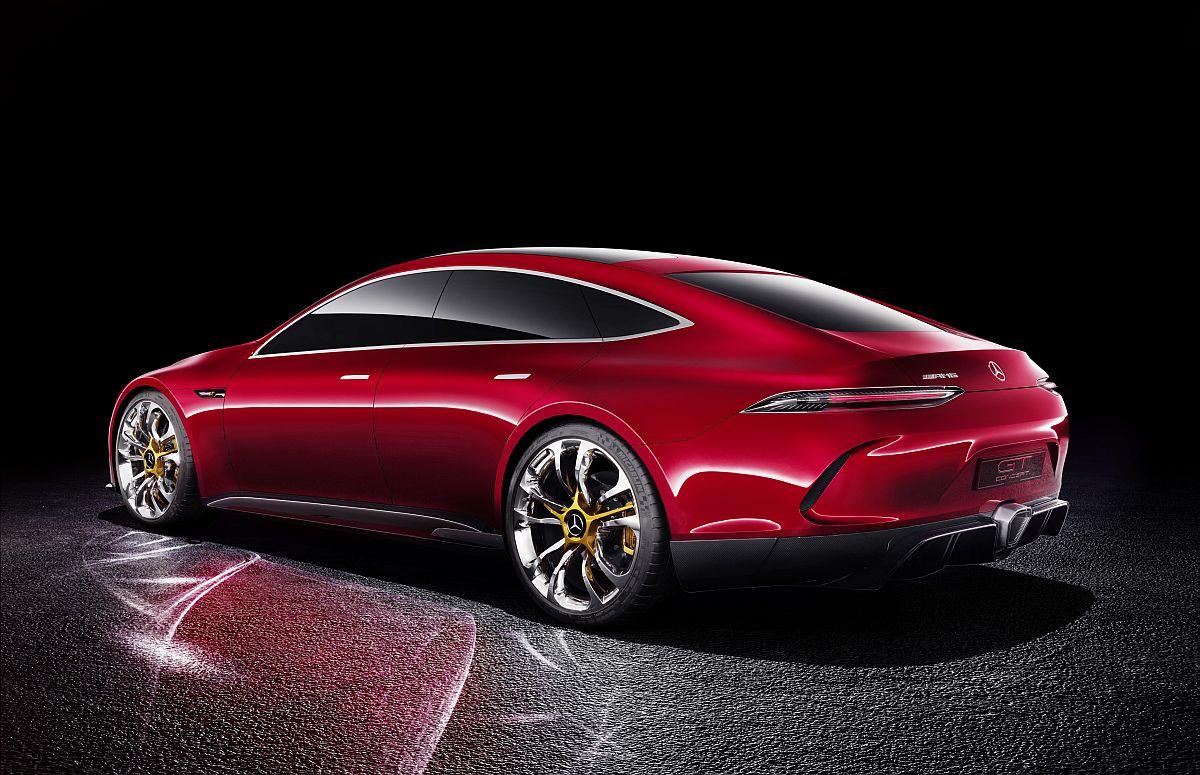 Mercedes-AMG GT Concept-3