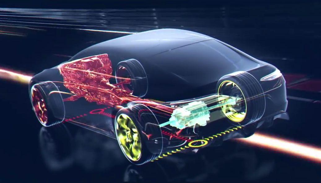 Mercedes-AMG GT Concept5