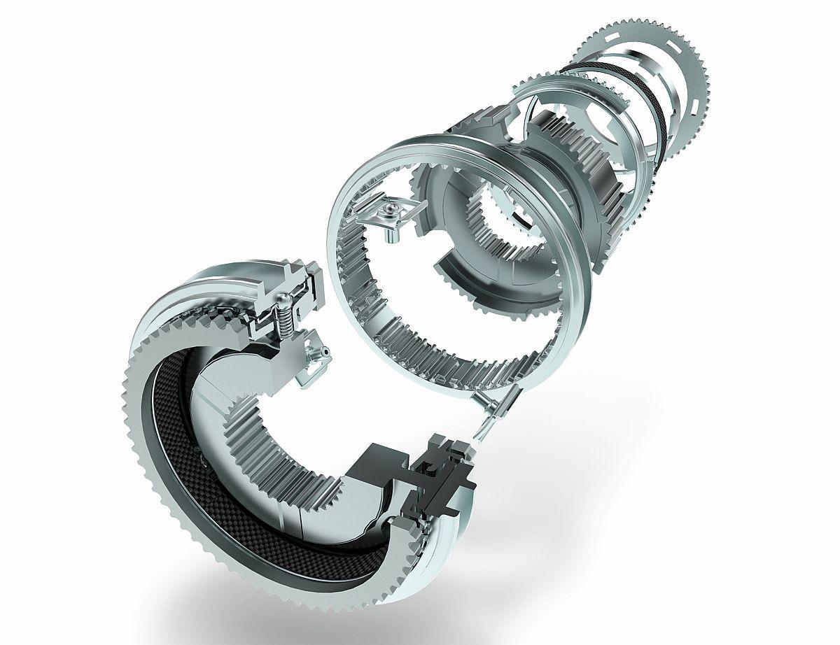 Synchronisationssysteme von Schaeffler und Diehl Metall