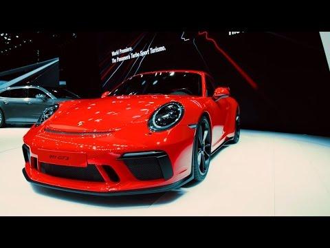 Mehr als zwei Jahre Entwicklungszeit: Der neue Porsche 911 GT3 fährt auf Michelin Pilot Sport Cup 2