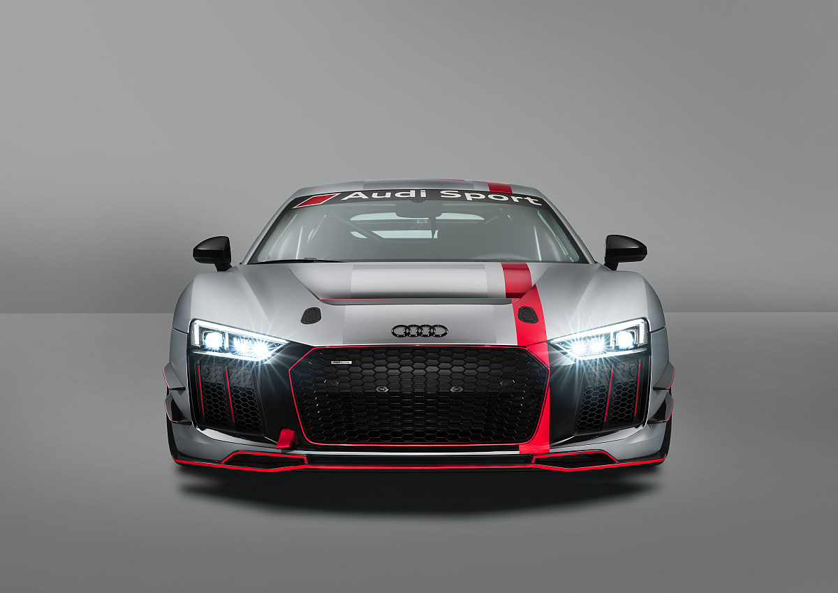 Audi R8 LMS GT4 2
