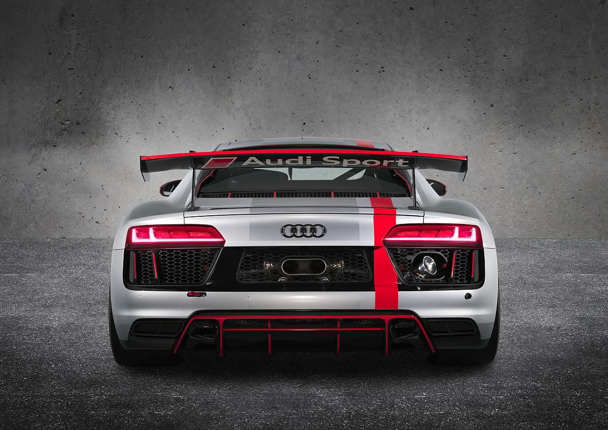 Audi R8 LMS GT4 3