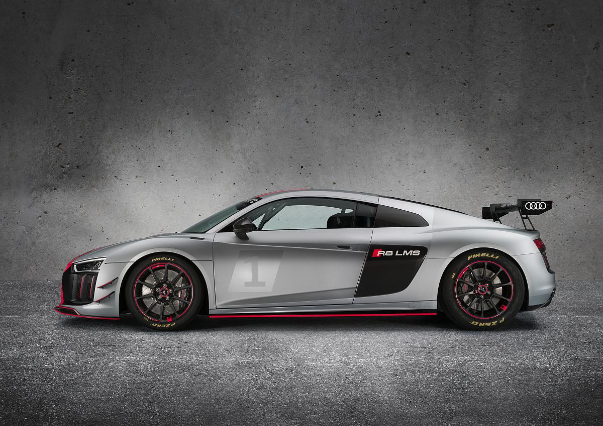 Audi R8 LMS GT4 4