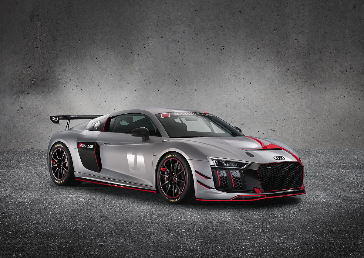 Audi R8 LMS GT4 6
