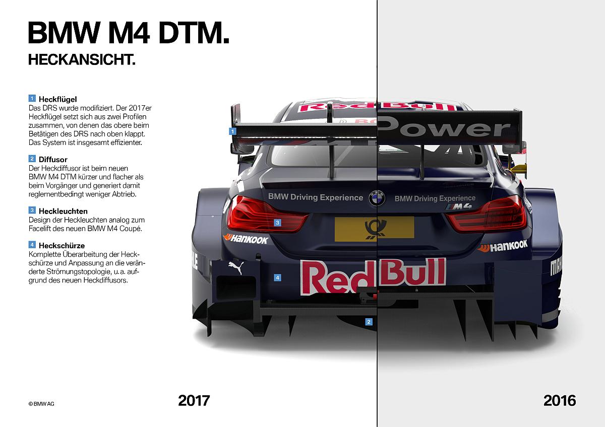 BMW-M4-DTM-Unterschiede-2016-2017-Heck