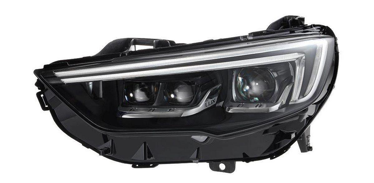 IntelliLux LED Matrix-Licht im Opel Insignia 2
