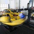 State-of-the-Art-Qualitätskontrolle 3D-Messtechnik beim BMW M4 DTM 2