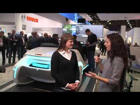 Wie Bosch das Auto zum persönlichen Assistenten machen will