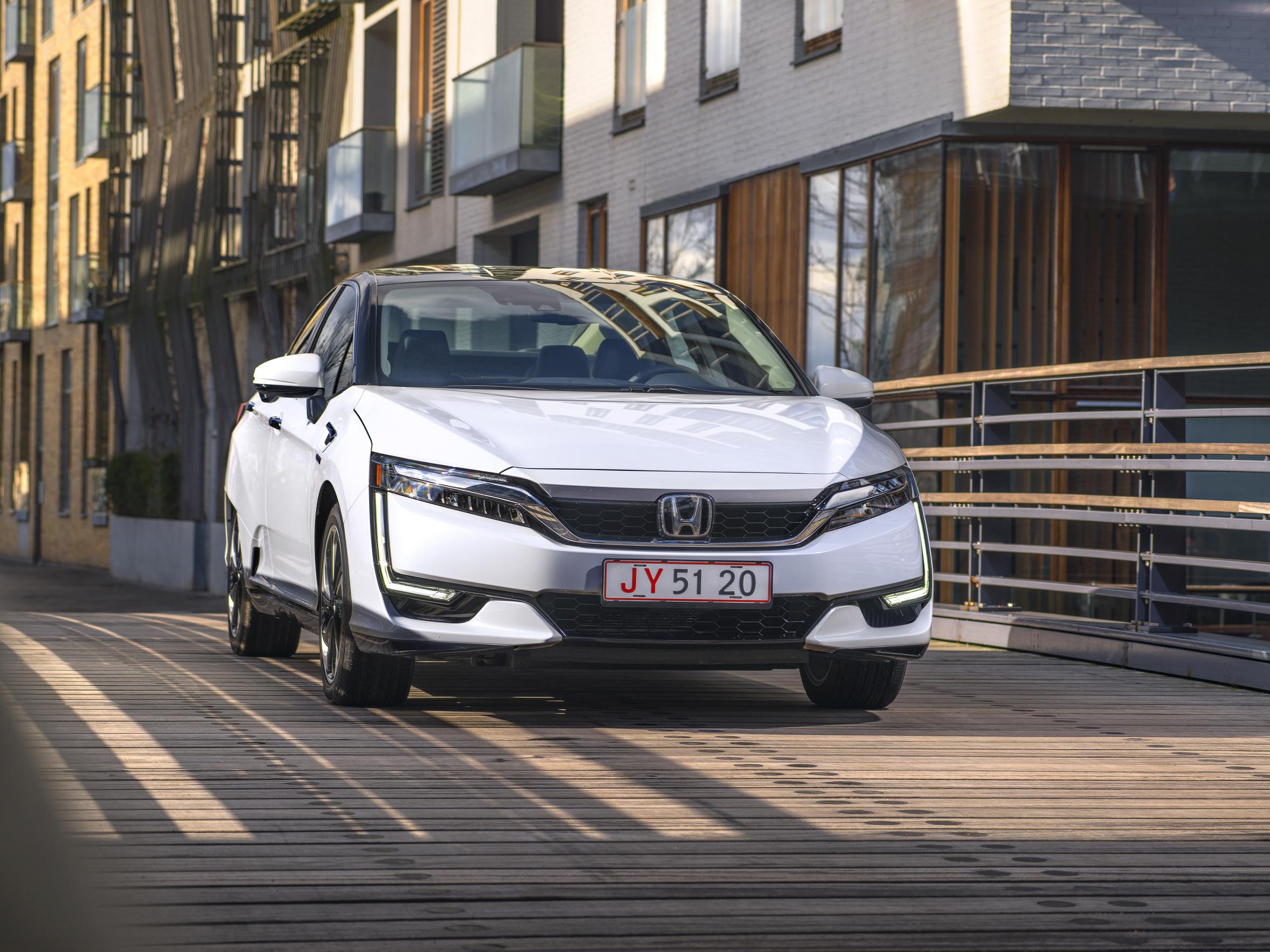 Fahrbericht Honda Clarity Fuel Cell: Ein Gruß aus der Zukunft?