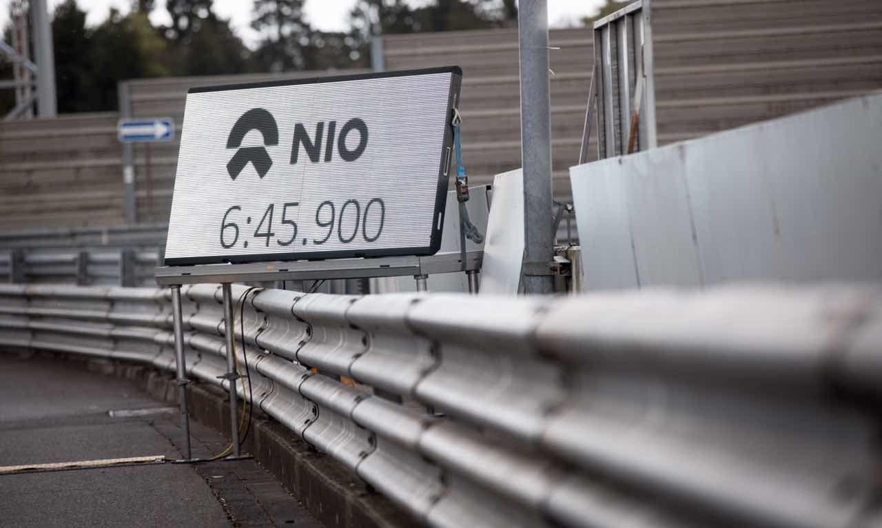 Neuer Rundenrekord auf der Nürburgring-Nordschleife für Elektroautos - und nicht nur die...